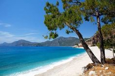 Sunbathe and swim in Turkey at picturesque best Fethiye beaches - pebble Oludeniz, Calis, Gemiler and sandy Patara, Kaputas and Kidrak. Marmaris, Beautiful Places To Visit, Places To See, Turkey Resorts, Turkey Culture, Turkey Photos, Paradise On Earth, Vacation Places, Vacations