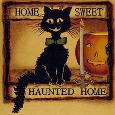 Risultati immagini per halloween scrapbook box vintage Retro Halloween, Halloween Kunst, Fröhliches Halloween, Vintage Halloween Images, Samhain Halloween, Halloween Prints, Halloween Signs, Halloween Pictures, Holidays Halloween