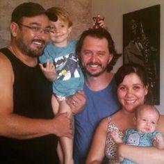 Família Folquening! Amigos para a vida toda!!! #amalex #vfforever #totalmenteprasempre