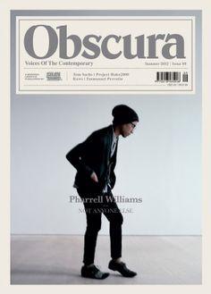 Obscura (Hong Kong) (Source: obscura-mag.com) #Magazinecover