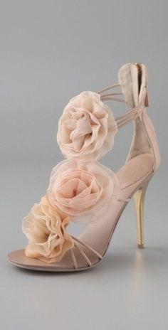 51 Chic Summer Wedding Shoes Ideas | Weddingomania