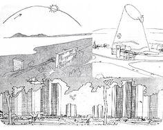 croquis de Le Corbusier