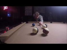 Who is bryguy1955: An evening of playing pool ends at a scene of a fa...