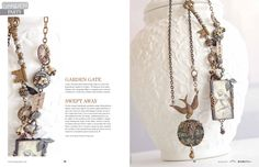 Jewelry Affaire Spring 2012{sparrow charm}