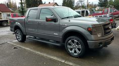 Truck detailing in downtown Olympia!