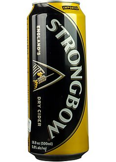 Strongbow Cider...MAEGAN it's our drink!!