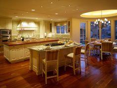 Traditional Kitchens from Elizabeth Rosensteel on HGTV