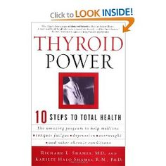 one of my fave books on thyroid health