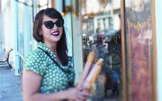 How British cook Rachel Khoo got a taste for life in Paris  Expat Rachel Khoo, star of 'The Little Paris Kitchen', is teaching the French a thing or two about their own cuisine. via Telegraph