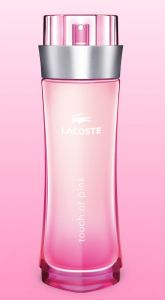 Free Lacoste Touch of Pink Perfume Sample