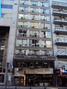 """""""Columbia Palace Hotel"""", Buenos Aires, ARG"""