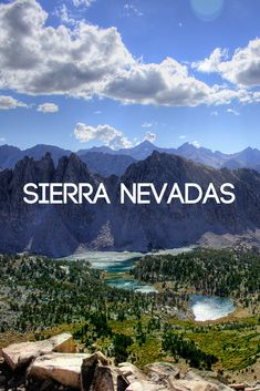 Picture-perfect places in California's Sierra Nevadas | #california #sierranevadas #nature #travel #roadtrippers