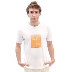51087bfd8f4 Chateau Marmont T-shirt from Band of Outsiders is 100% cotton. Plus it s