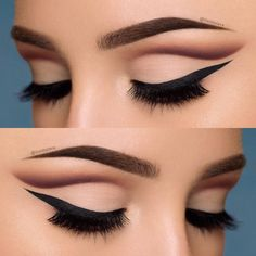 Anastasia Beverly Hills Dipbrow Pomade, The perfection in the eye crease is what we love. #makeup #inspo #fashion