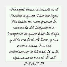 Job 5:17-19