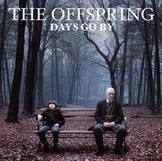 album cover art: the offspring - days go by [2012]