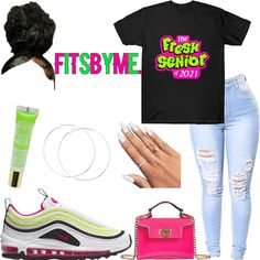 Boujee Outfits, Baddie Outfits Casual, Swag Outfits For Girls, Cute Teen Outfits, Teenage Girl Outfits, Cute Comfy Outfits, Teenager Outfits, Cute Summer Outfits, Teen Fashion Outfits