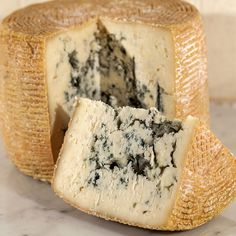 Ewelicious Blue. This mild but complex Blue from Bleating Heart is made with Raw Sheep milk and aged 3-4 months .  It has a natural rind and a dense crumbly paste with an earthy and satisfying flavor.