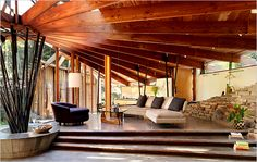 #ceilings and #architecture in #wood