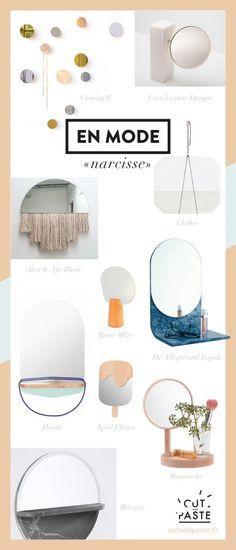 Tendance miroir déco design
