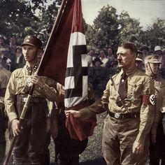 Adolf Hitler. my dA