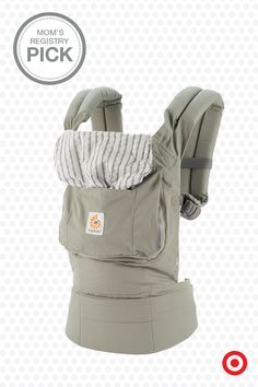 It's no wonder this Ergobaby Original Baby Carrier is a Mom's Registry Pick. Its…