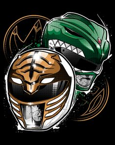 Power of One T-Shirt $10 Power Rangers tee at ShirtPunch today only!