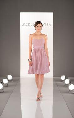 Bridesmaid Maid Your Way dress from Sorella Vita