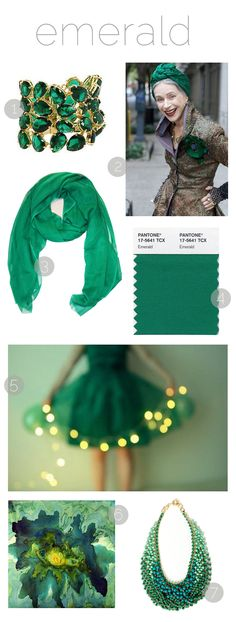 #Pantone Color of the Year 2013 - Emerald