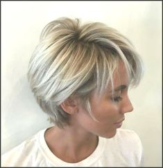Long Blonde Balayage Pixie Short layered hair is good for work and even better for weekends! The short layers around the face gently caress the cheekbones and eyebrows keeping the style youthful… Cute Pixie Haircuts, Best Short Haircuts, Hairstyles Haircuts, Blonde Hairstyles, Medium Hairstyles, Simple Hairstyles, Latest Hairstyles, Wedding Hairstyles, 2018 Haircuts