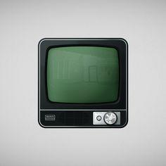 Vintage SONY Television - #UX #UI #Design #Inspiration #webdesign #design #designer #uidesign #ui #ios #icon #design #inspiration #mobile #apps