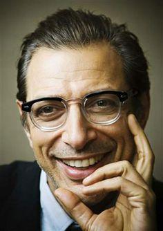 jeff goldblum lunettes