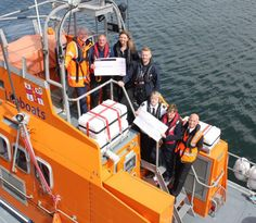 LONDON, 22-Aug-2017 — /EuropaWire/ — ABP's teams at Ayr and Troon have donated funds to RNLI and the Fisherman's Mission raised by a successful ope