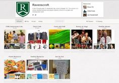 Pinterest: Why Pinning is Better than Posting Pics (about Ravenscroft School by Jason Ramsden)