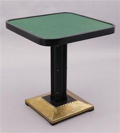 Trend Spieltisch von Thonet