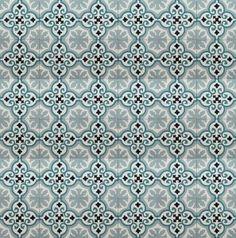Siesta Cement Encaustic Tiles - Encaustic Victorian Tiles | Rebecca Hayes Interiors