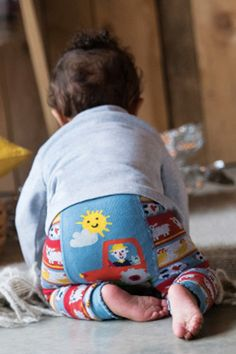 bc3cd172d8ea5c Babys und Kinder lieben Frugi. Die Kindermode aus UK ist frisch