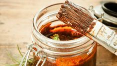 Sauces, salsas et marinades Salsa, Sauces, Preserves, Barbecue, Entrees, Lamb, Cool Style, Yummy Food, Canning