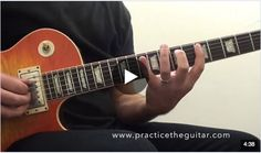http://www.practicetheguitar.com/videos/guitar-exercises-scales/modes-of-the-major-scale/  A good understanding of the seven modes of the major scale is an important fundamental element for soloing, and writing harmony and melodies in music. Join http://www.practicetheguitar.com/ and become a member to practice with tons of video lessons at multiple tempos, with full tablature and notation, and backing tracks to practice with!
