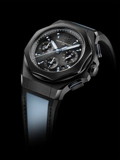 Girard-Perregaux Laureato Absolute Chronograph For Only Watch 2019 Longines Watch Men, Ferrari, Diesel Watches For Men, Relic Watches, Mens Digital Watches, Mens Gadgets, Girard Perregaux, Timex Watches, Citizen Watch