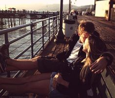 Dates You'll Both Love   Take a Walk on the Boardwalk: If you live near the water, don't underestimate how romantic a harborside stroll can be. Let your hair down and go for a low-key look for this date and you'll score more than just saltwater taffy tonight.