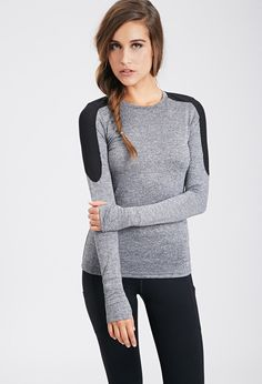Power Mesh Athletic Top | FOREVER21 - 2000129862