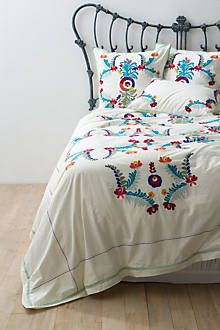 mexican embroidered bedspread - Google Search