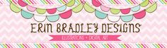 Erin Bradley Designs commercial use ok, can use for TpT products, give credit