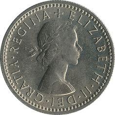 Sixpence (British coin) - Wikipedia
