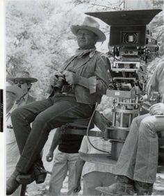 John Wayne - he was the best!