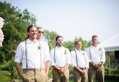 Handmade Canadian Farm Wedding: Melanie + Brian | Green Wedding Shoes Wedding Blog | Wedding Trends for Stylish + Creative Brides