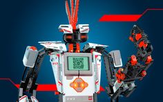 Lego Mindstorms EV3 - Website. Ideas and support from Lego #Mindstorms