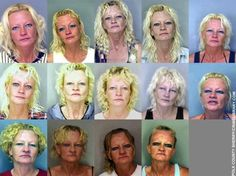 Say no to METH. you'll lose ya looks and be too broke to pay for your dollar store hairdye