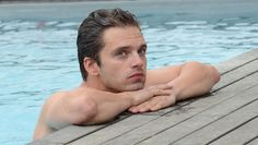 Romanian born, American raised actor, Sebastian Stan